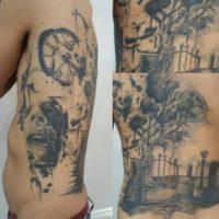 tatuaggio realistic